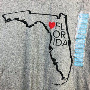State of Mine Florida Tshirt Womens Large